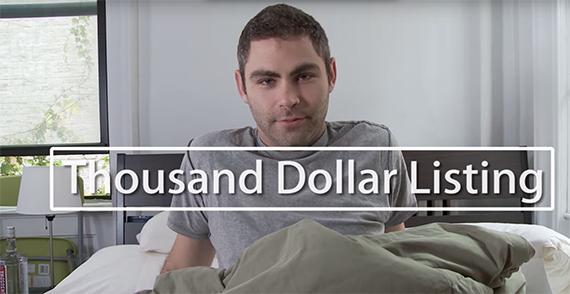 Kaplan (credit: 'Thousand Dollar Listing')