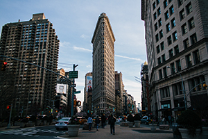 Flatiron Building (credit: The Rise)