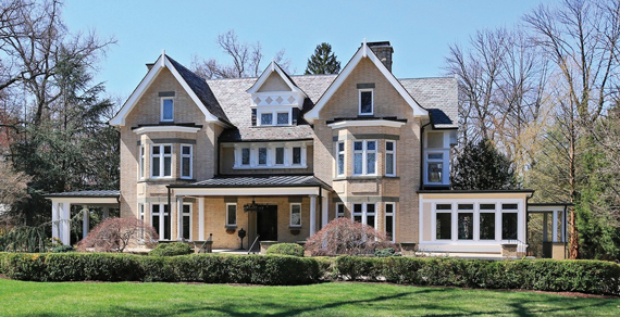 62 Canfield Road in Morristown is the most expensive bank-owned home listed in northern New Jersey.