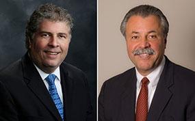 George Ladyman and Manny Kratsios