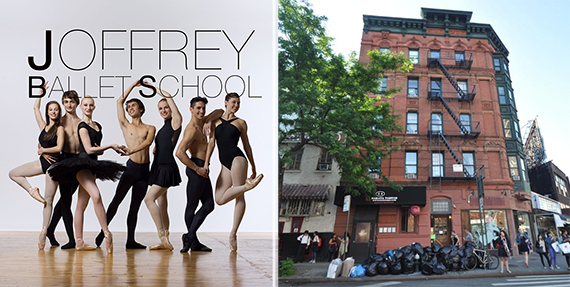 JoffreyBalletSchool 61 Grove