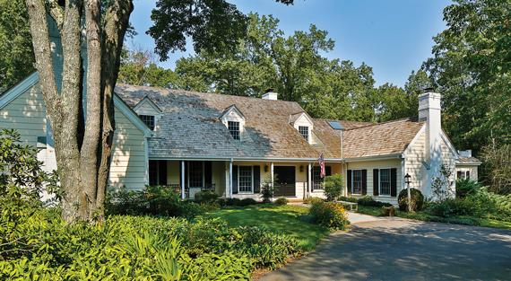 Nancy Snyderman's Princeton house