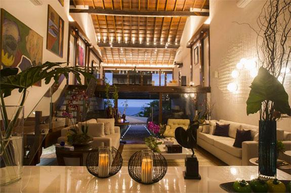 Belvedere House in Rio
