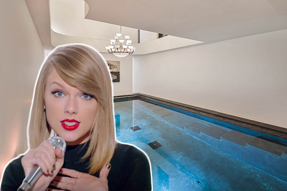 Taylor Swift Rental Taylor Swift Tribeca Penthouse