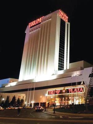Trump Plaza, Atlantic City