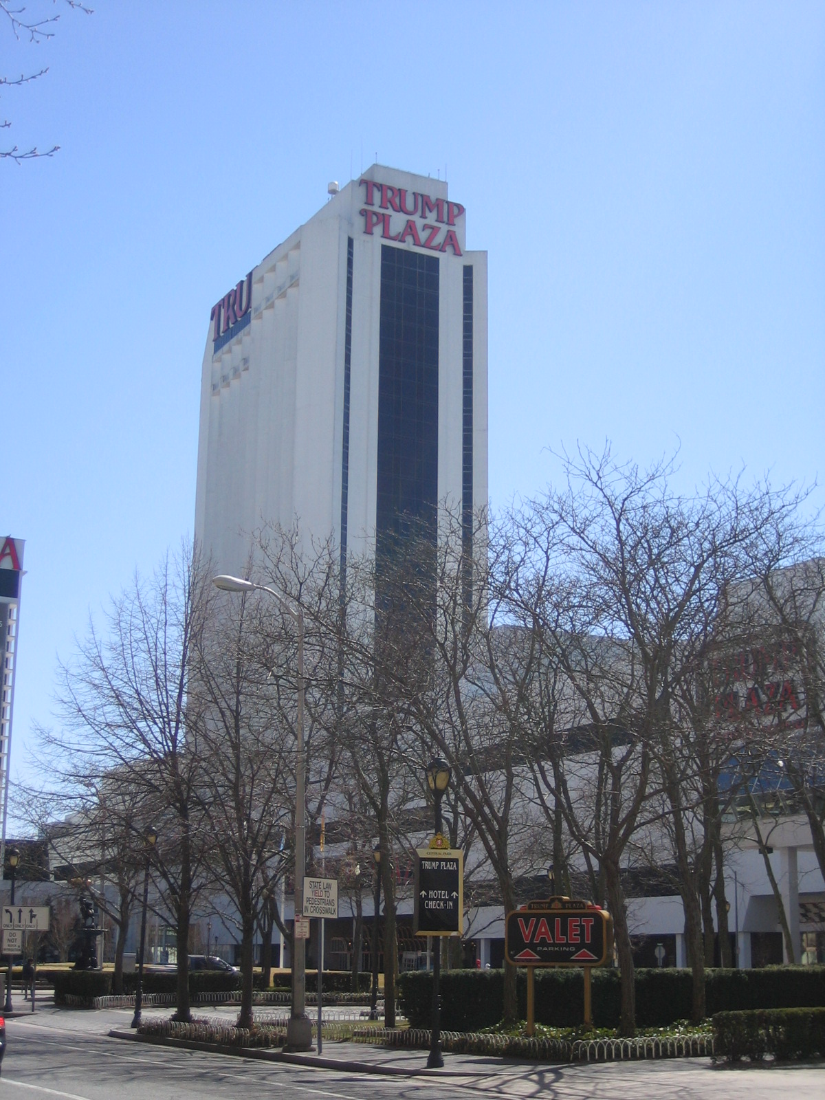 Trump Plaza Hotel, Atlantic City