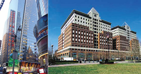 Ernst young hoboken office market times square - Ernst young chicago office ...
