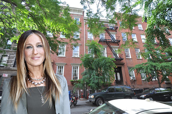 Sarah Jessica Parker and her new 11th Street properties