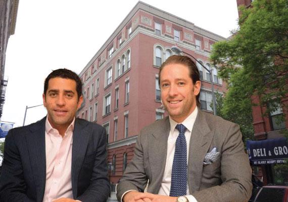 Martin Nussbaum,David Schwartz and 45 Rivington Street