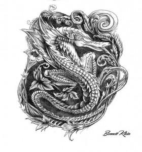 Illustration by Bennett Klein