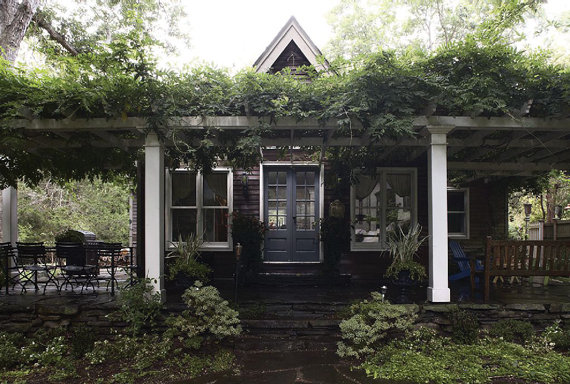 East End tourists can rent this two-bedroom Cutchogue cottage on VRBO for $343 a night.