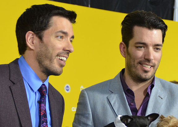 Drew and Jonathan Scott (photo credit: Mingle Media TV via Wikicommons)