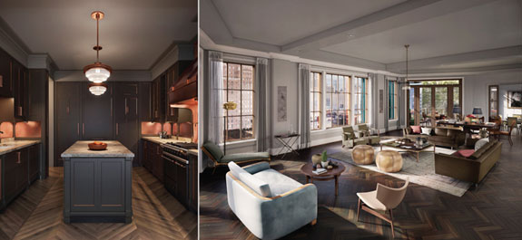 Fitzroy Chelsea | 514 West 24th Street | Roman and Williams