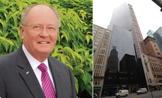 From left: Jim Weichert and 142 West 57th Street