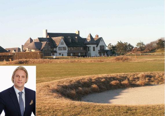 Maidstone Golf Club in East Hampton