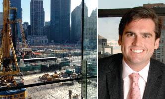 NYC construction and William Gilbane III