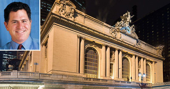 Grand Central Terminal | MSD Capital | Lehman Brothers