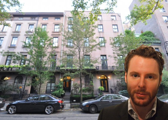 36 West 10th Street in Greenwich Village and Sean Parker