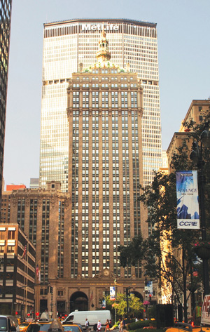 The Helmsley Building at 230 Park Avenue