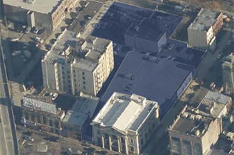 263 5th Street development site (credit: Cushman & Wakefield)