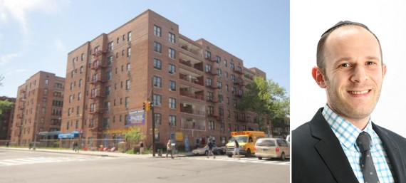 94-26 56th Avenue in Queens and Adam Mermelstein
