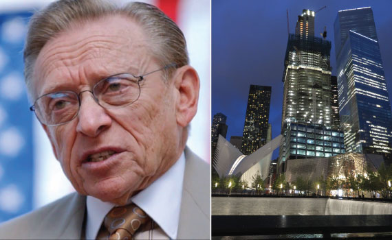 Larry Silverstein and 3 World Trade Center