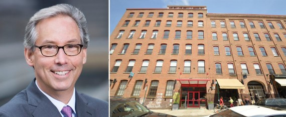 Midwood's John Usdan and the Mill Building at 85 North 3rd Street in Williamsburg