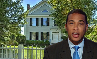 Don Lemon and his house at 54 Rysam Street