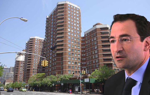 Kips Bay Courts and Blackstone's Jonathan Gray