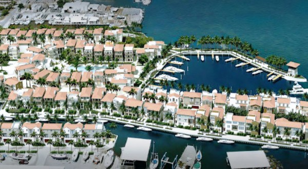 Marlin Bay Yacht Club rendering