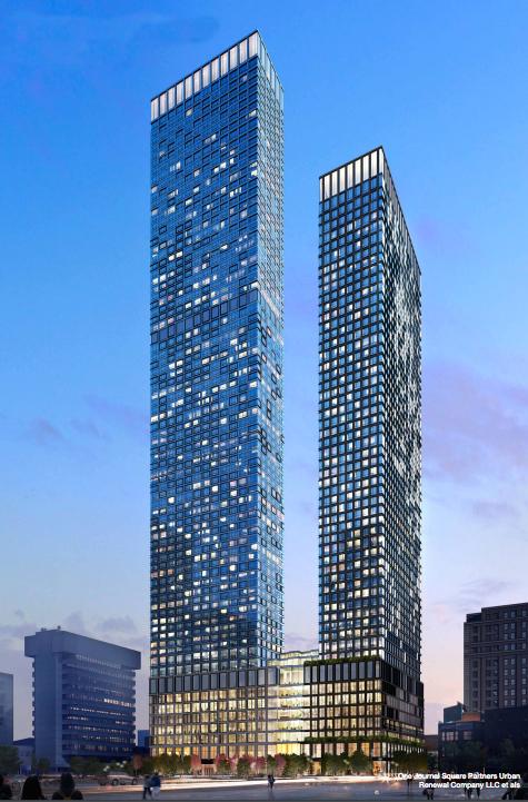 Kushner Building Jersey City
