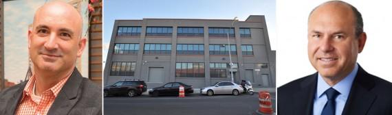 Hudson Companies David Kramer, 314 Scholes Street in Brooklyn and ABSs Gregg Schenker