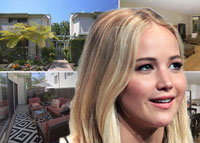 Jennifer Lawrence and her condo