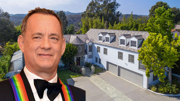Tom Hanks and his home (Image Credit : US Department of State via Wiki Commons )