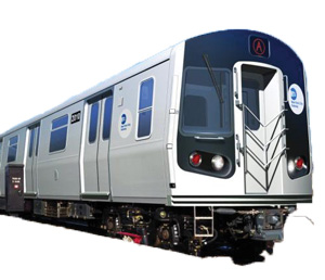 NYC's new subwaycar design