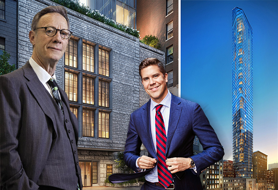 Bruce Eichner, 45 East 22nd Street and Fredrik Eklund