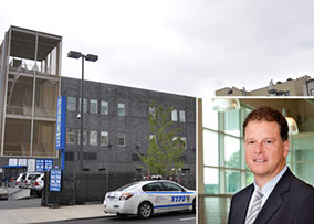 146 East 126th Street and David Blumenfeld