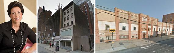Jane Goldman, 151 West 48th Street and 78-92 Kingsland Avenue