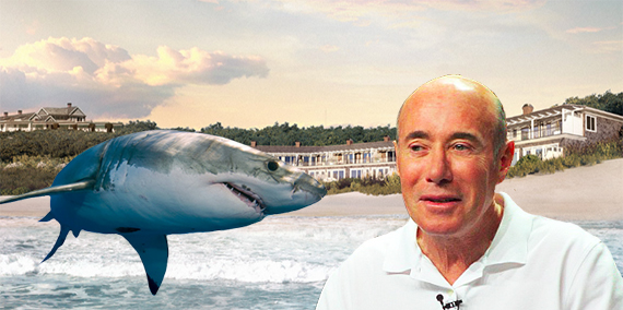 David Geffen and the Residences at Gurney's at