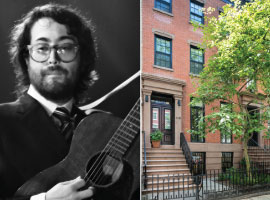 Sean Lennon and 155 West 13th Street