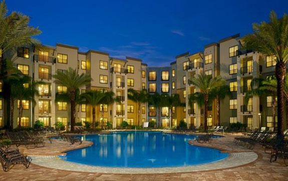 Apartments Near Rosen College Orlando Fl