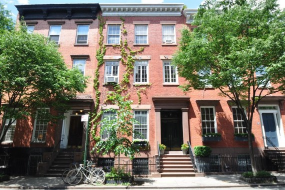 69 Horatio Street in the West Village