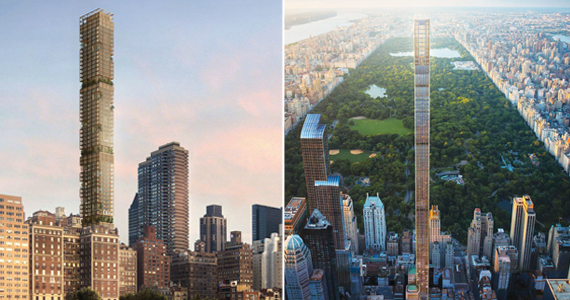 3 Sutton Place and 111 West 57th Street