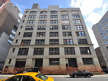 Brack Capital Real Estate | 627 Greenwich St | Acore Capital