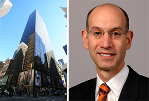645 Park Avenue and Adam SIlver