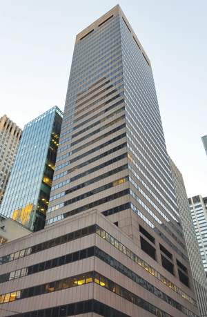 650 Fifth Avenue, which the U.S. government tried to seize in connection with a moneylaundering case.