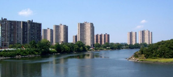 Co-op City in the Bronx