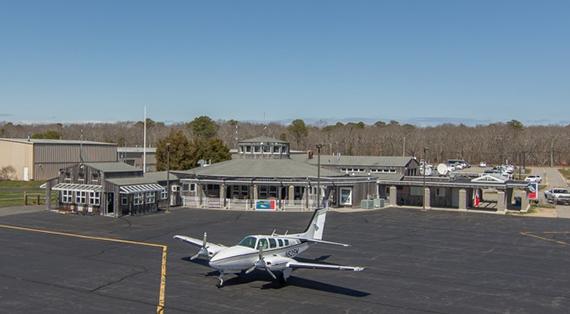 The East Hampton Airport
