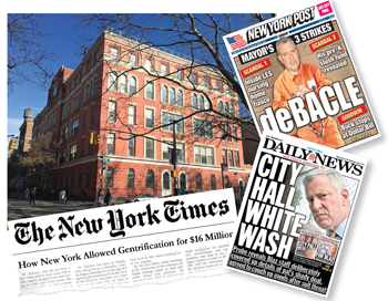 Rivington House and recent news headlines