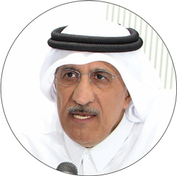 The chief of QIA, Sheikh Abdullah Bin Mohammed Bin Saud Al Thani